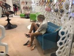 Dubai Mall - Manolo Blahnik