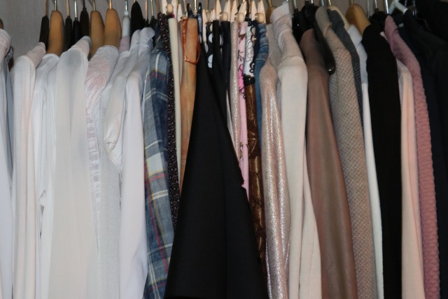 Klamotten Kleidung