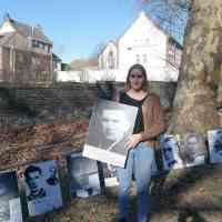 Junge Belgierin sucht nach Spuren Ihres Uropas