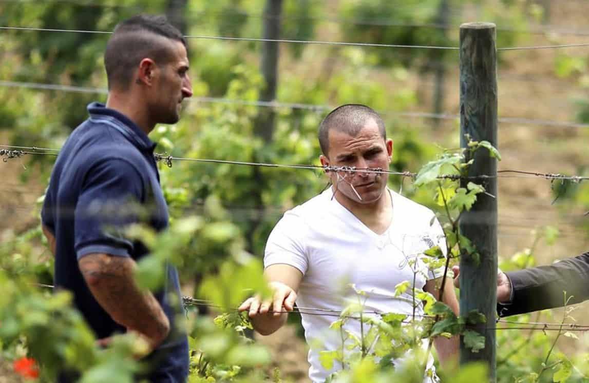 Italienische Gefängnisinsel Gorgona