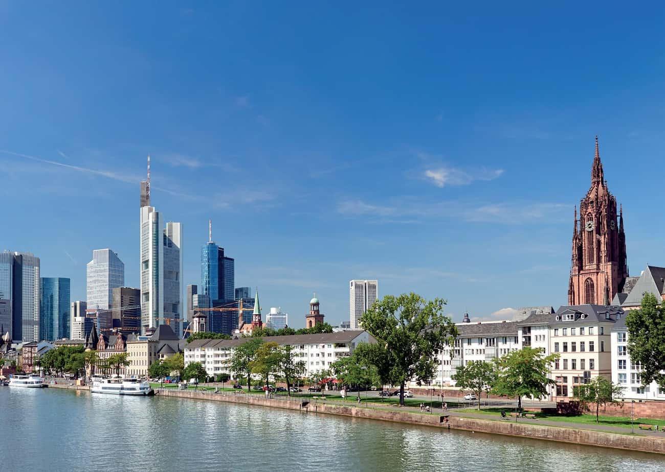 Ökumenischer Kirchentag Frankfurt 2021