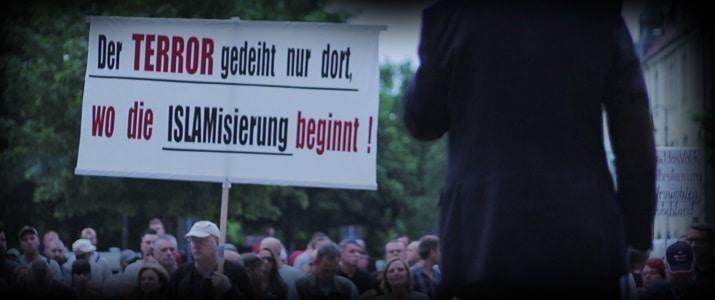 """""""Grenzen ziehen!"""" – Bürgerbewegung protestiert in Cottbus für """"Abschiebekultur"""""""