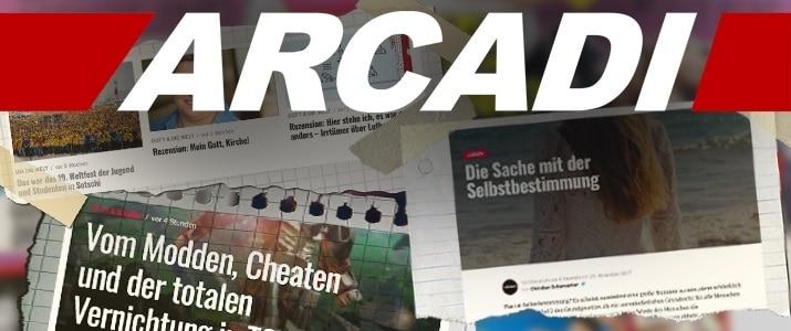 Arcadi – Das etwas andere Jugendmagazin