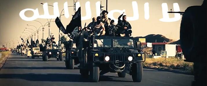 """Das Phantom """"Islamischer Staat"""""""