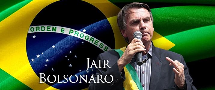 Bolsonaro übernimmt Präsidentenamt in Brasilien