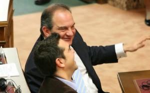 Kostas-Karamanlis-Alexis-Tsipras