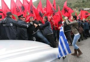 albanian-greek-flag
