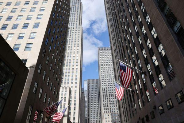 New York Office Building Value Falls by $29 Billion