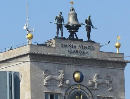 Glockenmänner wie in Venedig