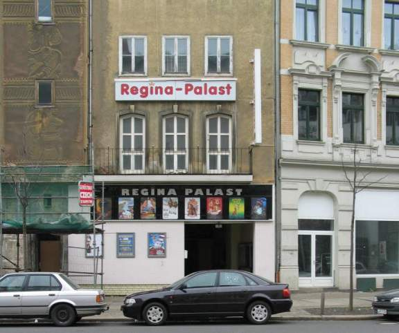 Regina im April 2004