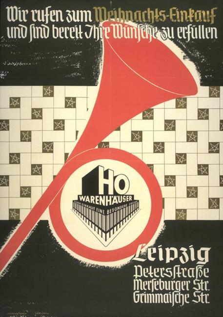 HO-Werbung von 1956