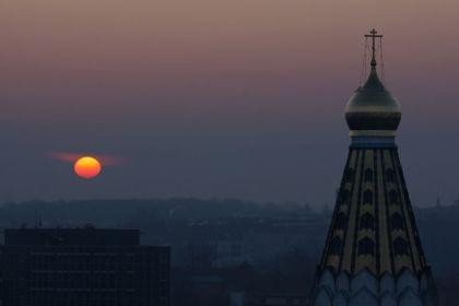 Russische Kirche (Foto: Harald Stein, Wortblende)