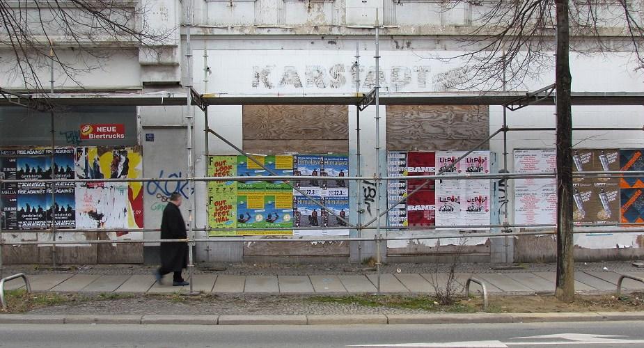 Merseburger Einkaufsstraße