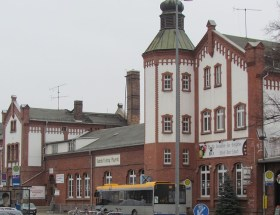 Verlassene Bahnhöfe II