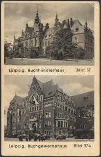 Buchhändlerhaus, Buchgewerbehaus