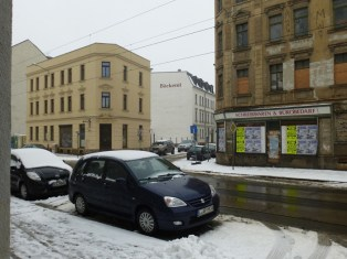 Dieskau- / Ecke Creuzigerstraße, Februar 2013
