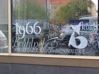 Brühlpelz-/Interpelz-Gebäude im November 2018