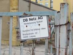 Keine S-Bahn in Grünau