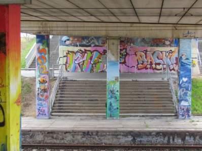 Ehem. S-Bahn-Haltepunkt