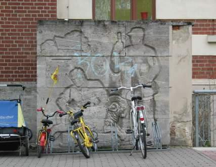 Buntgarnwerke, Nonnenstraße
