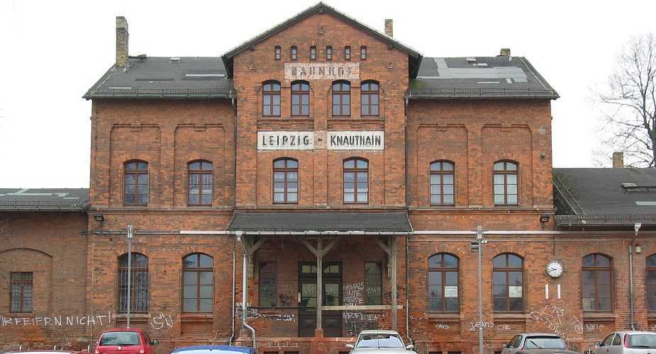 Verlassene Bahnhöfe 5