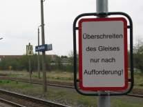 Bahnhof Knauthain