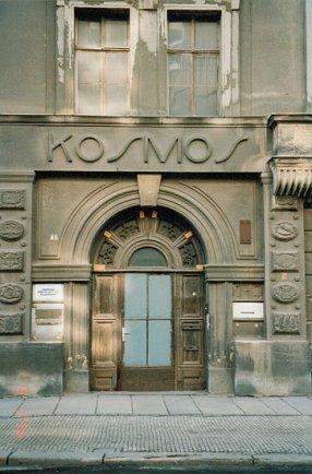 Kosmoshaus in den 1990ern