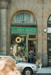 Samen-Koch in der Reichsstraße