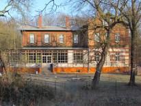 Villa Hasenholz im Februar 2018