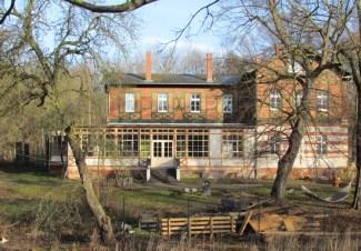 Villa Hasenholz im Februar 2015