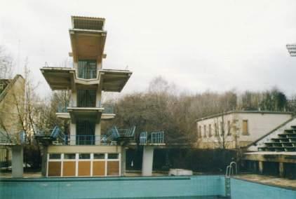 10-Meter-Turm 1999