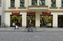 New Yorker in der Hainstraße
