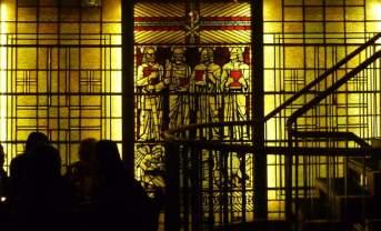 Evangelisten bei Nacht