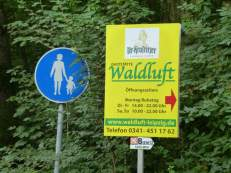 Schild in der Hans-Driesch-Straße