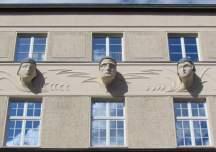 Lilienstraße (Post)