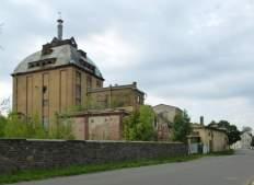 Ehemalige Sternburg-Brauerei in Lützschena