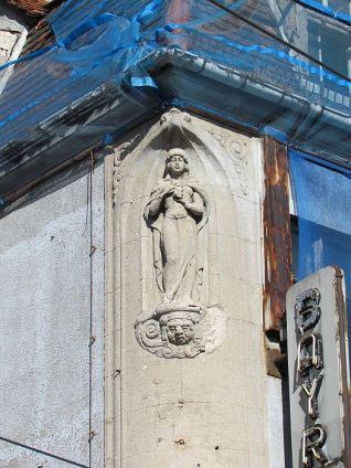 Bayrischer Hof, Detail