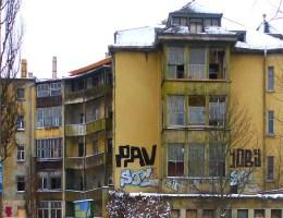 Winter am Capa-Haus