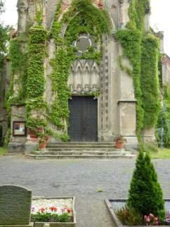 ruinas de la iglesia de Wachau