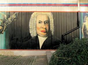 Bach an der Kaufhalle