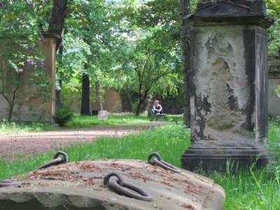 antiguo cementerio de Johannisfriedhof