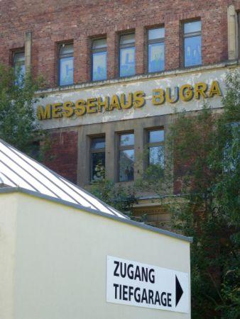 Bugra-Messehaus, Gutenbergplatz