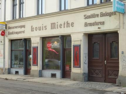 Louis Miethe, Arthur-Hoffmann-Straße