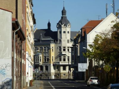 Rathaus Leutzsch