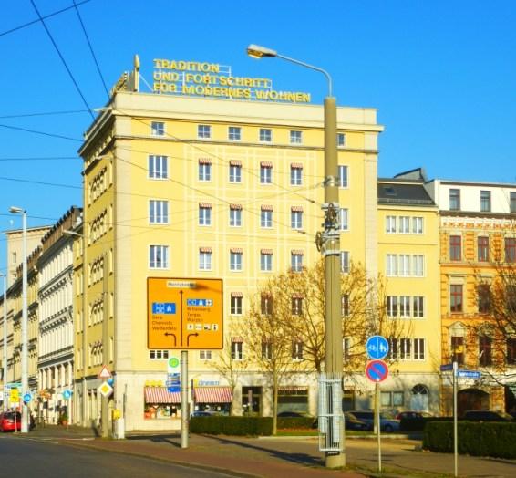 Tradition und Fortschritt für modernes Wohnen, Grünewaldstraße