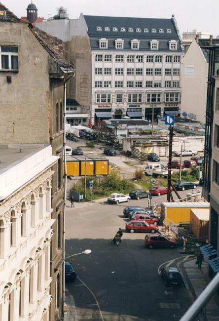 Blick zum Petersbogen, 1998