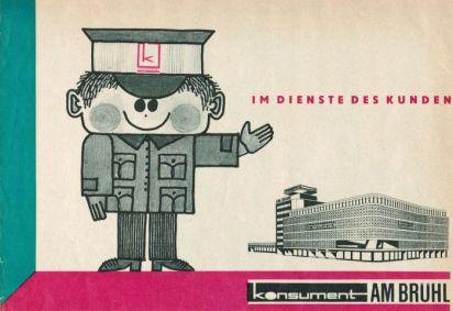 Konsument-Anzeige von 1968