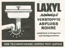 VEB Technochemie Leipzig, 1974