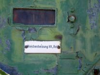 """Weichenheizung HV """"Rot"""" (Bf. Wahren)"""