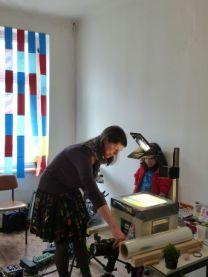 In der 24-Stunden-Ausstellung 2014